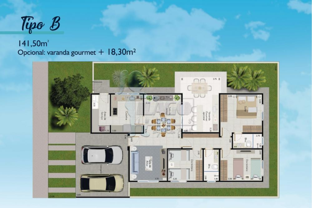 Comprar Casas / Chácara em Condomínio em Cravinhos apenas R$ 620.500,00 - Foto 1