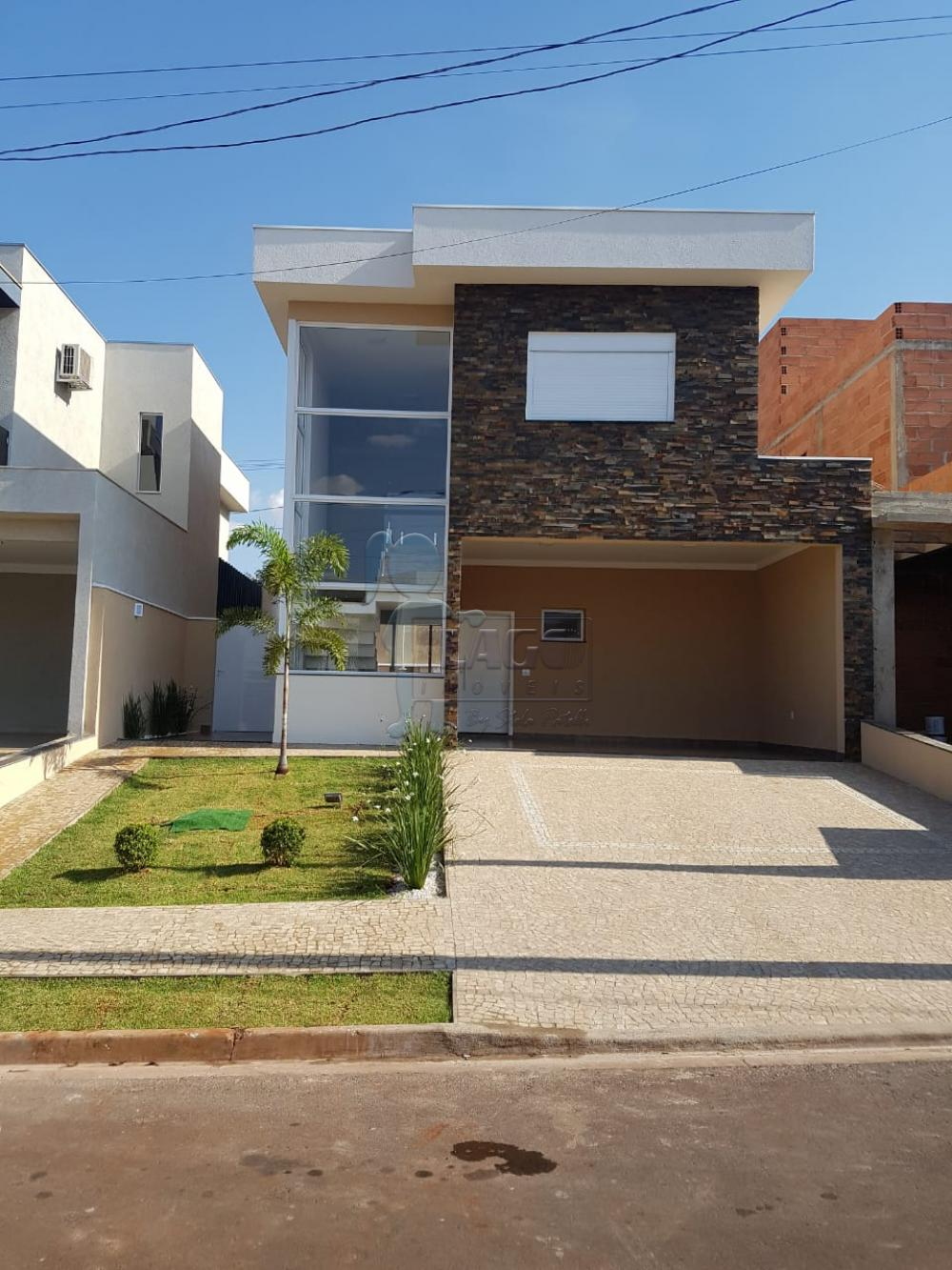 Ribeirao Preto Casa Venda R$870.000,00 Condominio R$319,00 3 Dormitorios 3 Suites Area do terreno 252.19m2 Area construida 201.00m2