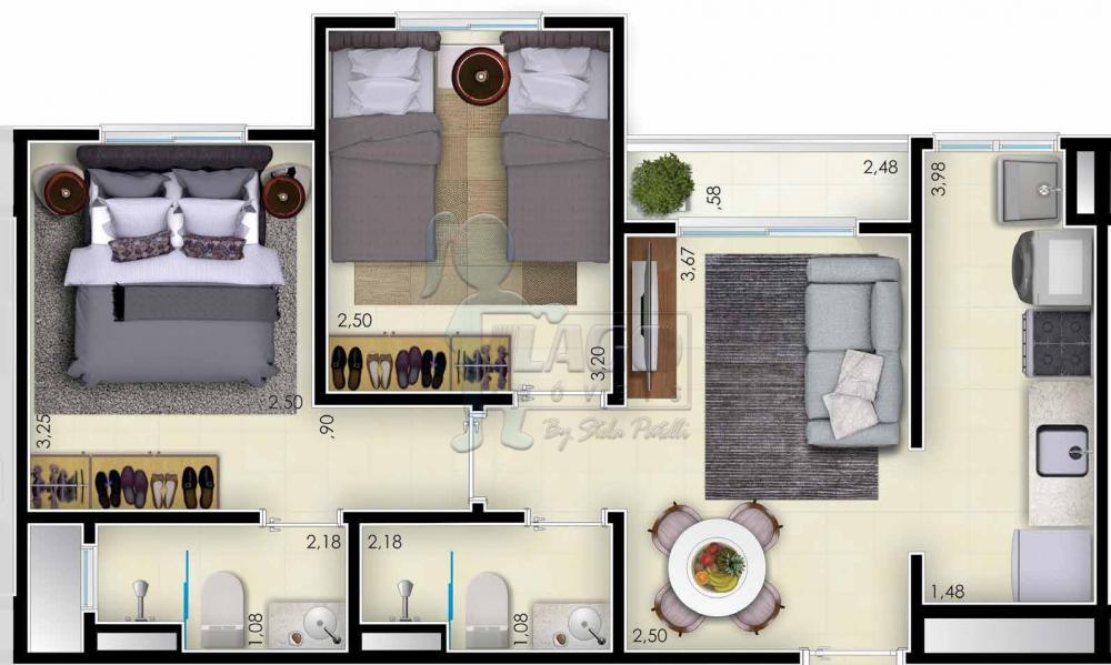 Comprar Apartamento / Padrão em Ribeirão Preto apenas R$ 150.000,00 - Foto 13