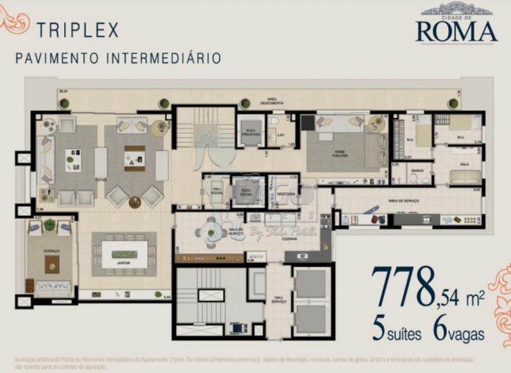 Comprar Apartamento / Cobertura em Ribeirão Preto apenas R$ 4.700.000,00 - Foto 31