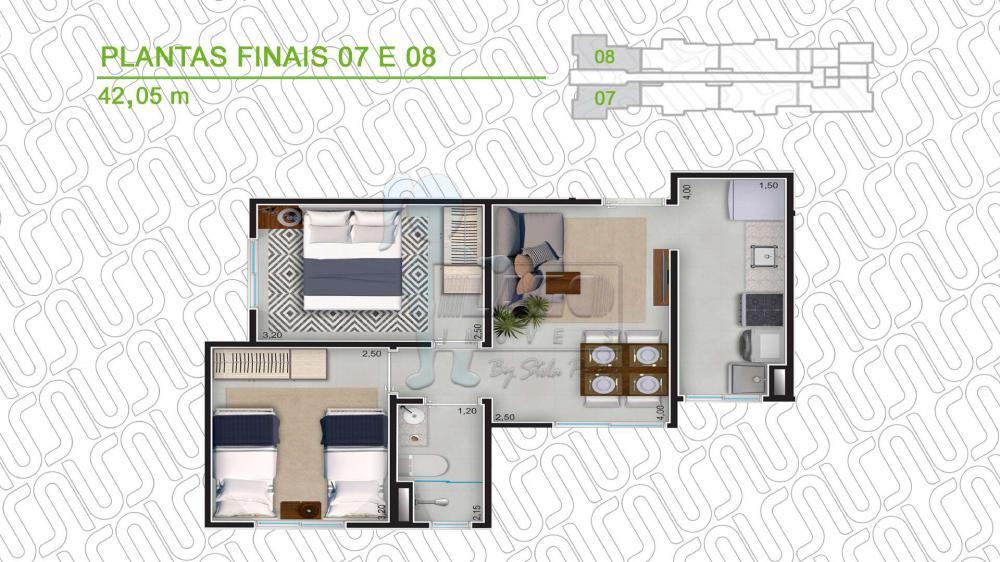 Comprar Apartamento / Padrão em Ribeirão Preto apenas R$ 181.990,00 - Foto 8