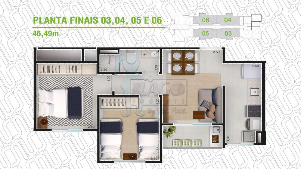 Comprar Apartamento / Padrão em Ribeirão Preto apenas R$ 181.990,00 - Foto 9