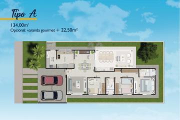 Comprar Casas / Chácara em Condomínio em Ribeirão Preto apenas R$ 614.300,00 - Foto 1