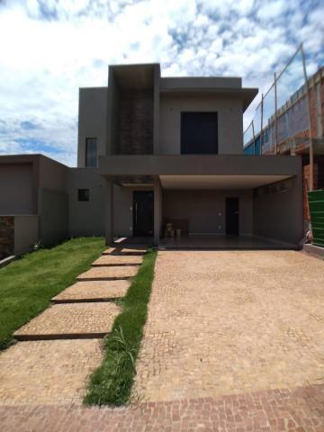 Bonfim Paulista Reserva San Tiago Casa Locacao R$ 6.000,00 Condominio R$300,00 3 Dormitorios 4 Vagas Area do terreno 267.30m2 Area construida 210.00m2